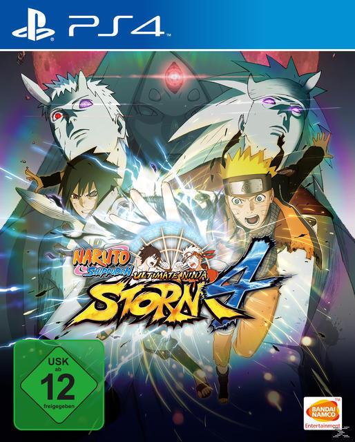 Naruto Shippuden: Ultimate Ninja Storm 4 (PlayStation 4) für 44,99 Euro