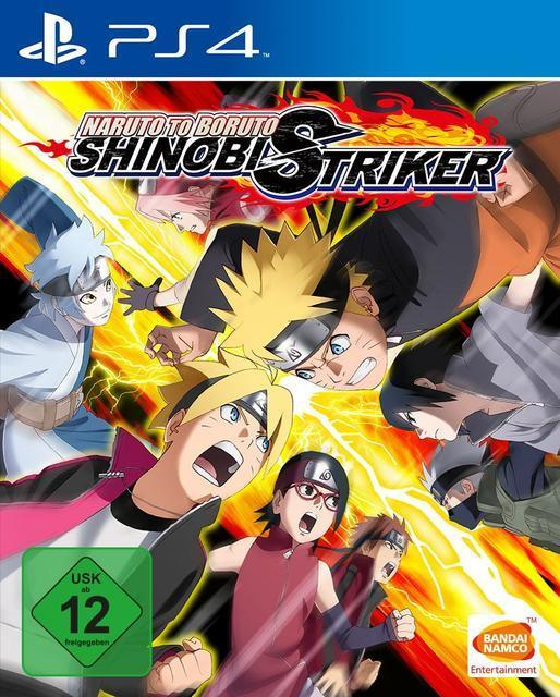 Naruto to Boruto: Shinobi Striker (PlayStation 4) für 29,99 Euro