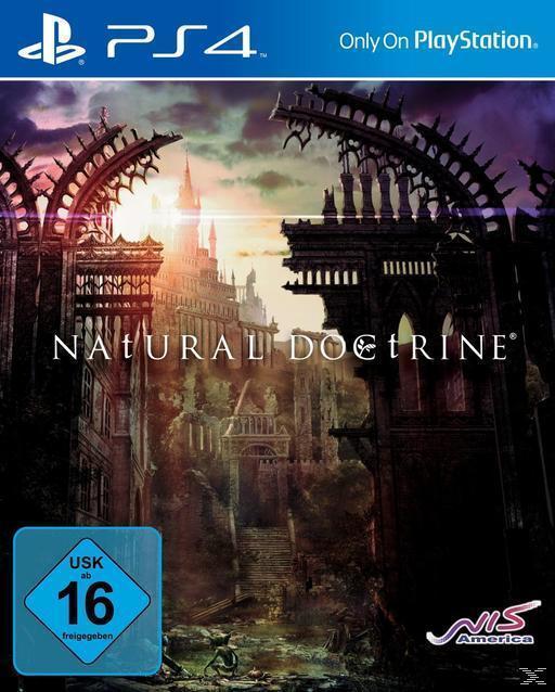 Natural Doctrine (PlayStation 4) für 19,99 Euro