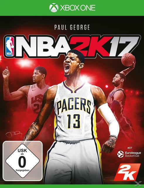 NBA 2K17 (Xbox One) für 52,00 Euro