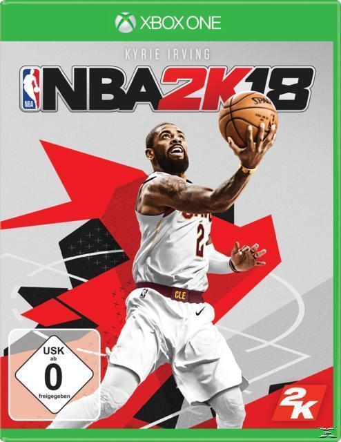 NBA 2K18 - Standard Edition (Xbox One) für 9,99 Euro