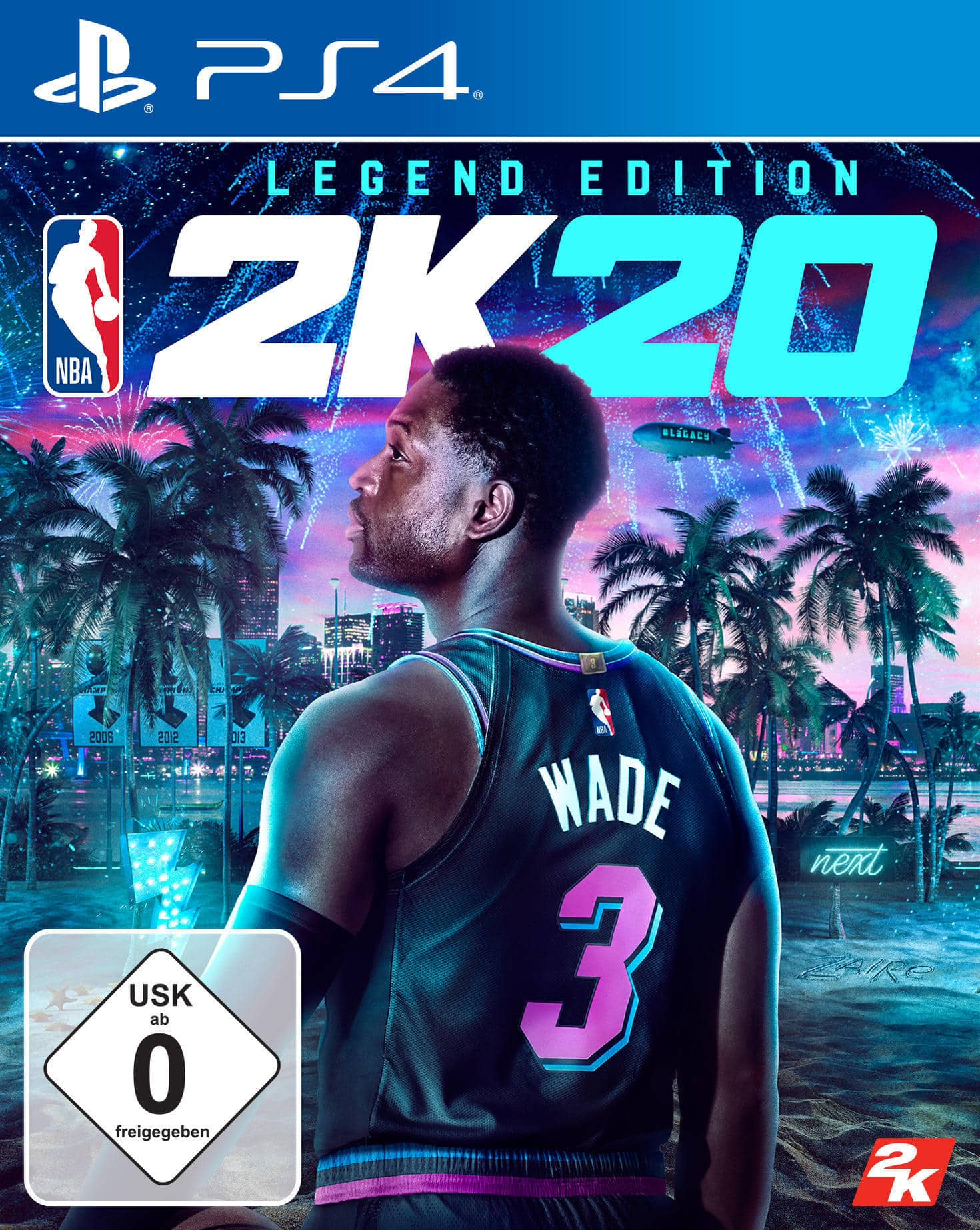NBA 2K20 Legend Edition (PlayStation 4) für 99,99 Euro
