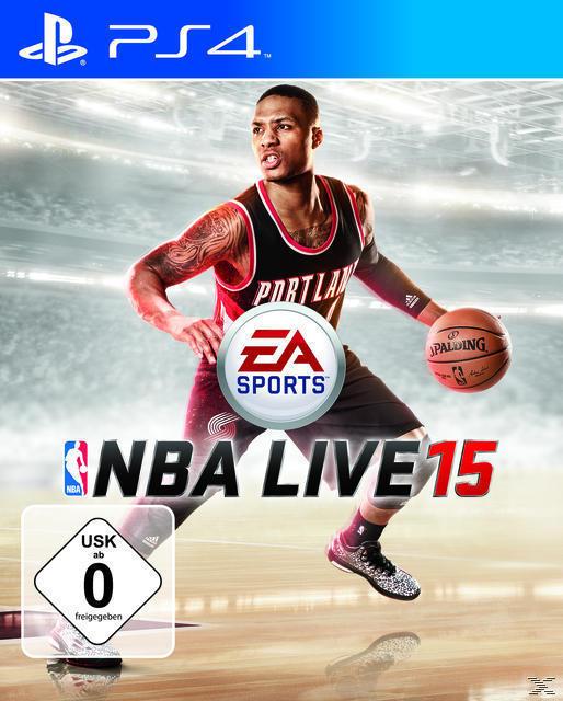 NBA Live 15 (PlayStation 4) für 19,99 Euro