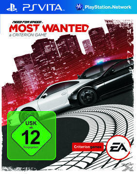 Need for Speed: Most Wanted (PlayStation Vita) für 19,99 Euro