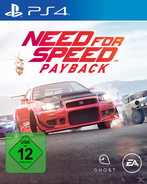 Need for Speed Payback (PlayStation 4) für 34,99 Euro