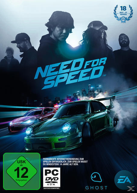 Need for Speed (PC) für 14,99 Euro