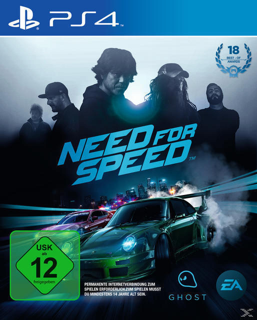 Need for Speed (Software Pyramide) (PlayStation 4) für 25,00 Euro