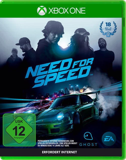 Need for Speed (Xbox One) für 25,00 Euro