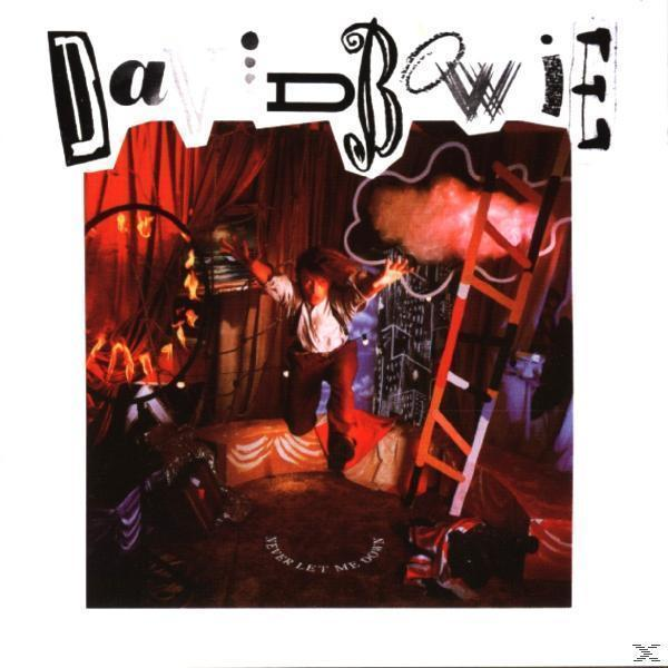 Never Let Me (David Bowie) für 9,49 Euro