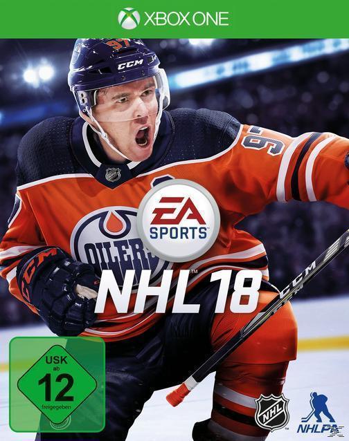 NHL 18 (Xbox One) für 49,99 Euro