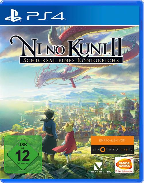 Ni No Kuni II: Schicksal eines Königreichs (PlayStation 4) für 20,00 Euro