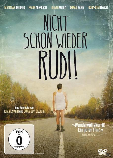 Nicht schon wieder Rudi! (DVD) für 8,99 Euro