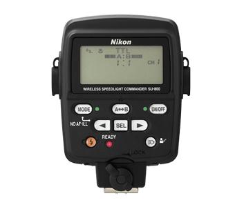 Nikon SU-800 Blitzfernsteuerungseinheit integriertes AF-Hilfslicht für 249,00 Euro