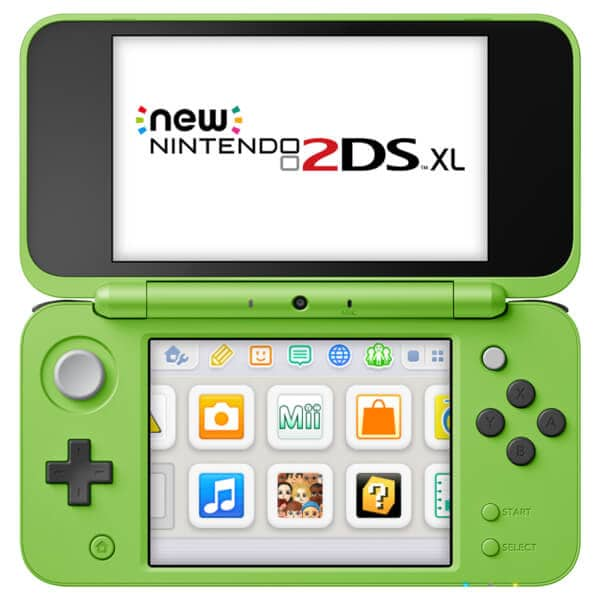 Nintendo New 2DS XL Minecraft Creeper Edition Spielekonsole für 179,00 Euro