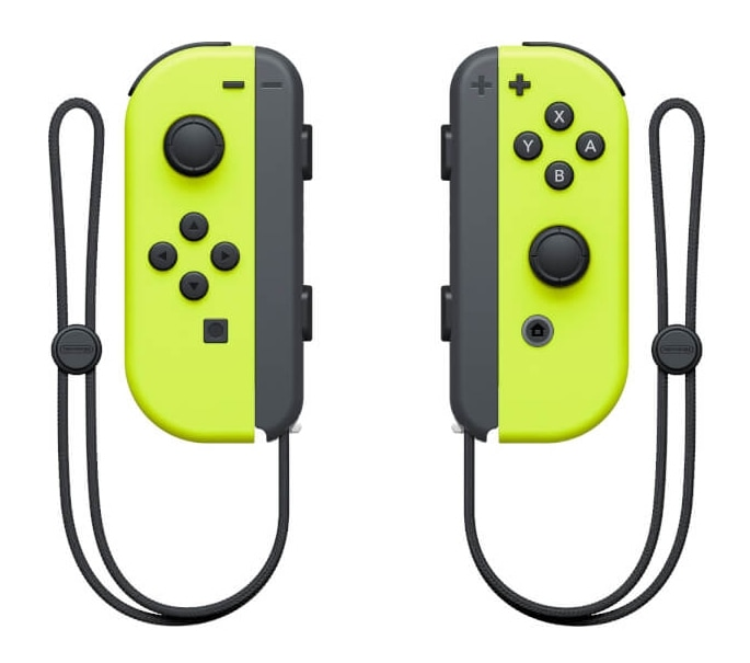 Nintendo Switch Joy Con 2er Set Controller für 79,99 Euro
