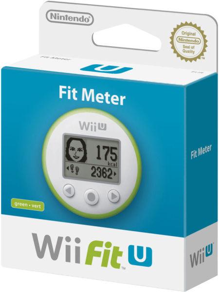 Nintendo Wii Fit U - Fit Meter für 4,99 Euro