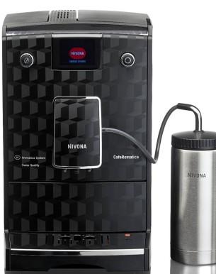 Nivona CafeRomatica 788 Kaffeevollautomat 2,2l Bluetooth-Modul Kegelmahlwerk für 848,00 Euro