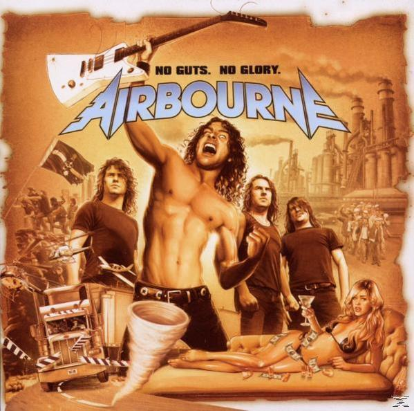 No Guts, No Glory (Airbourne) für 9,49 Euro