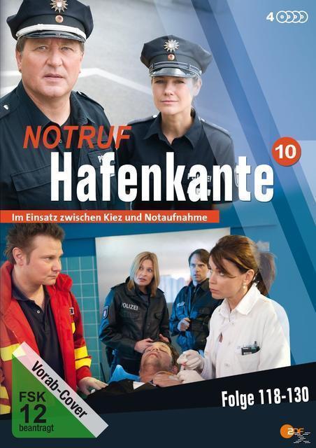 Notruf Hafenkante 10 (Folge 118-130) (DVD) für 28,99 Euro