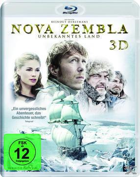 Nova Zembla - Unbekanntes Land (BLU-RAY 3D) für 12,99 Euro