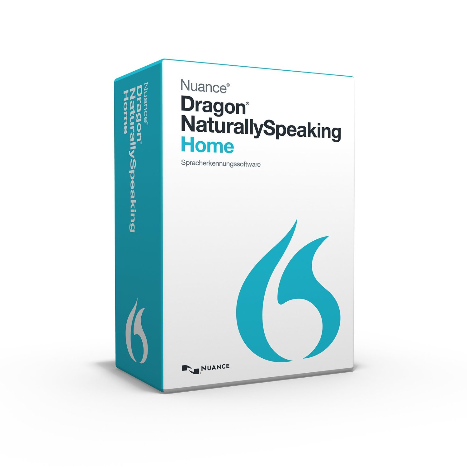 Dragon NaturallySpeaking Home 13.0 für 109,99 Euro