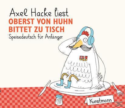 Oberst von Huhn bittet zu Tisch (CD(s)) für 13,73 Euro