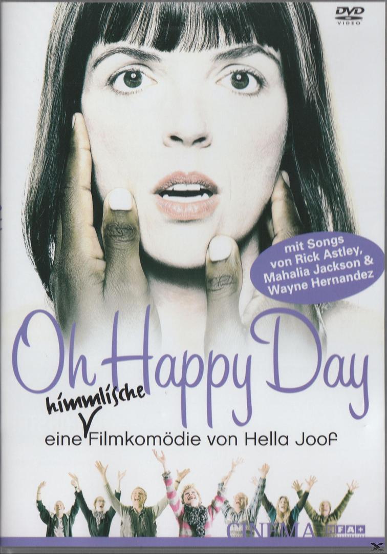 Oh Happy Day (DVD) für 9,99 Euro