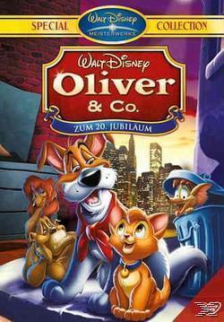 Oliver & Co. (DVD) für 13,99 Euro