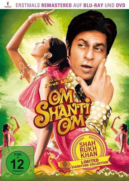 Om Shanti Om Remastered (BLU-RAY) für 17,99 Euro