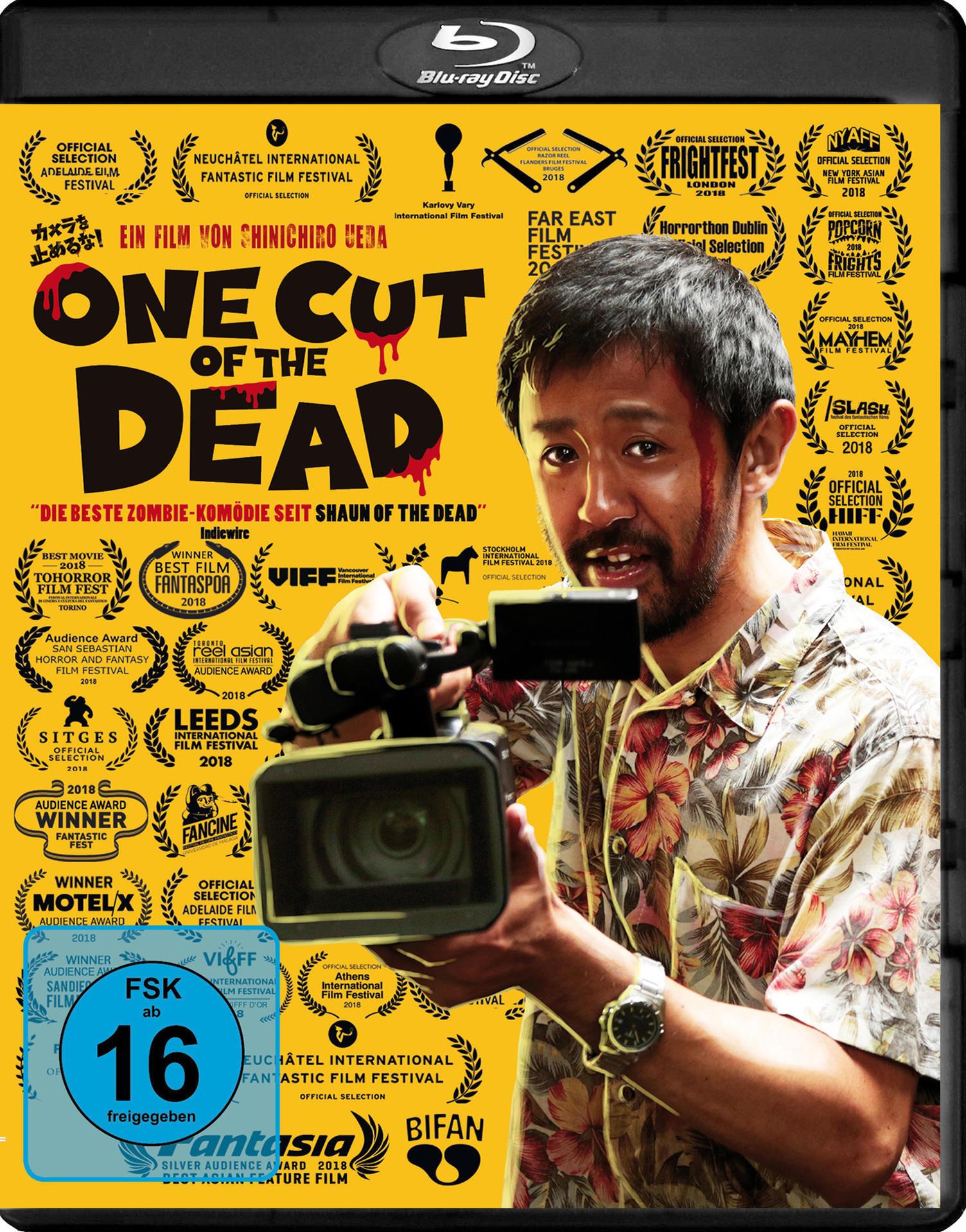 One Cut of the Dead (BLU-RAY) für 14,99 Euro
