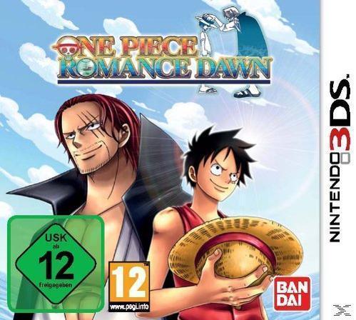 One Piece: Romance Dawn (Nintendo 3DS) für 39,99 Euro