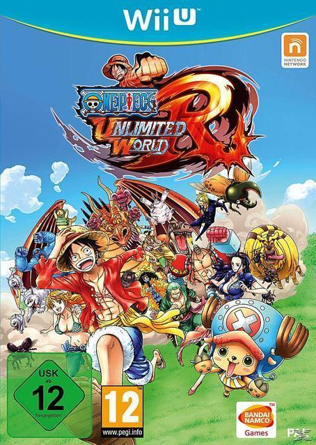 One Piece Unlimited World Red (Nintendo Wii U) für 59,99 Euro