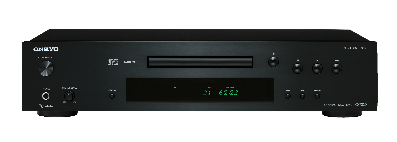 ONKYO C-7030 CD-Player 2 digitale Audioausgänge (optisch und koaxial) für 199,00 Euro