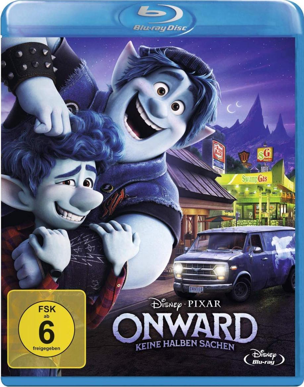 Onward - Keine halben Sachen (BLU-RAY) für 18,51 Euro