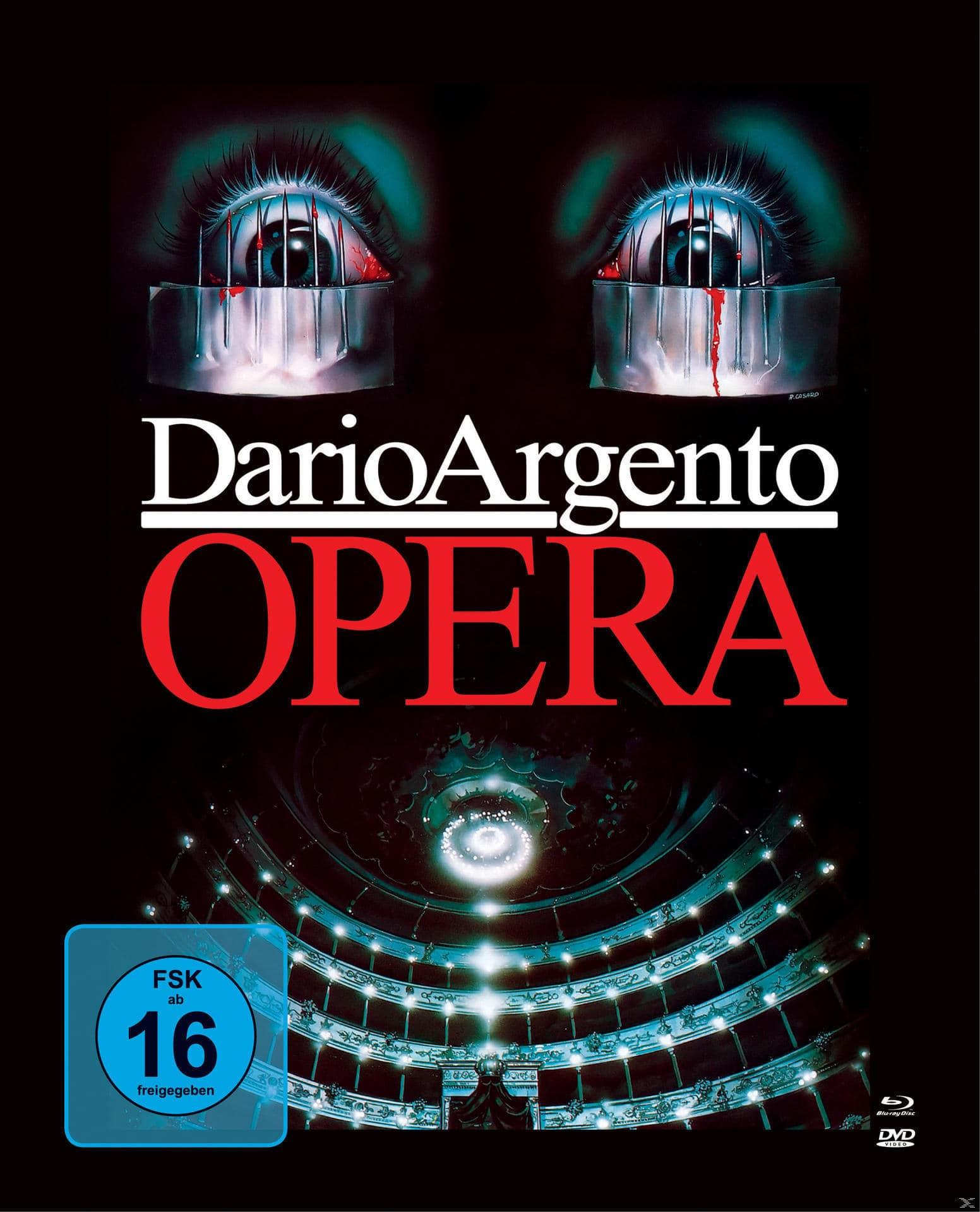 Opera Mediabook (BLU-RAY + DVD) für 28,99 Euro