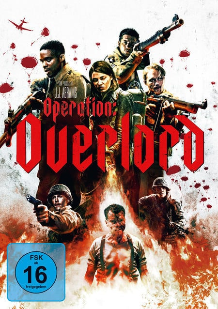 Operation: Overlord (DVD) für 7,99 Euro