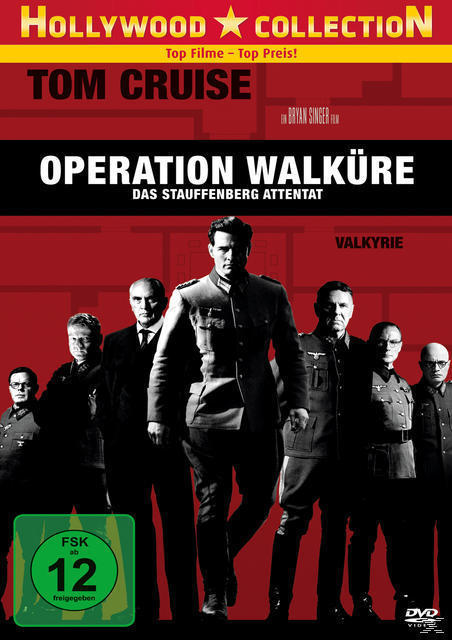 Operation Walküre - Das Stauffenberg Attentat Hollywood Collection (DVD) für 7,99 Euro