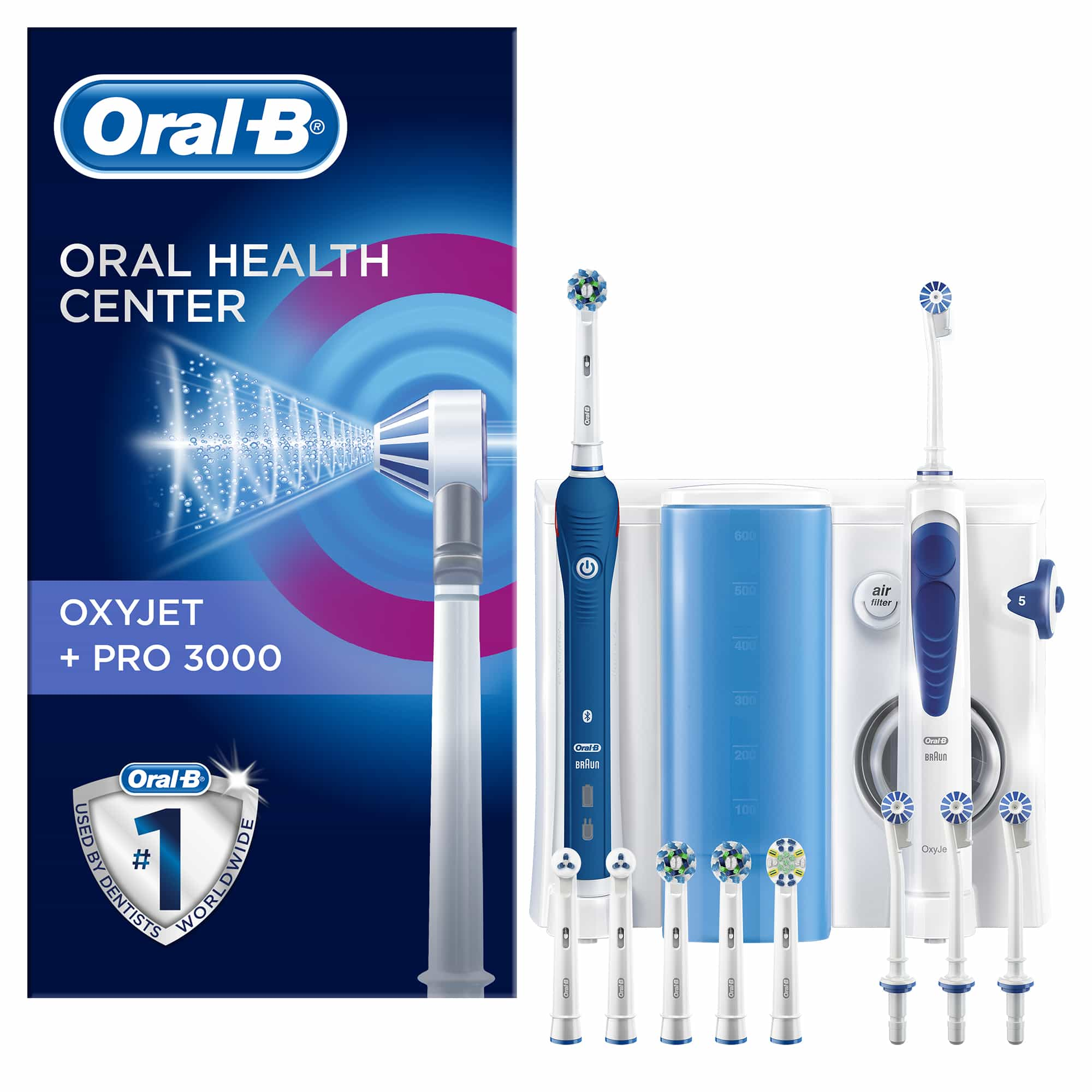 Oral-B Professional Care Health Center für 189,99 Euro
