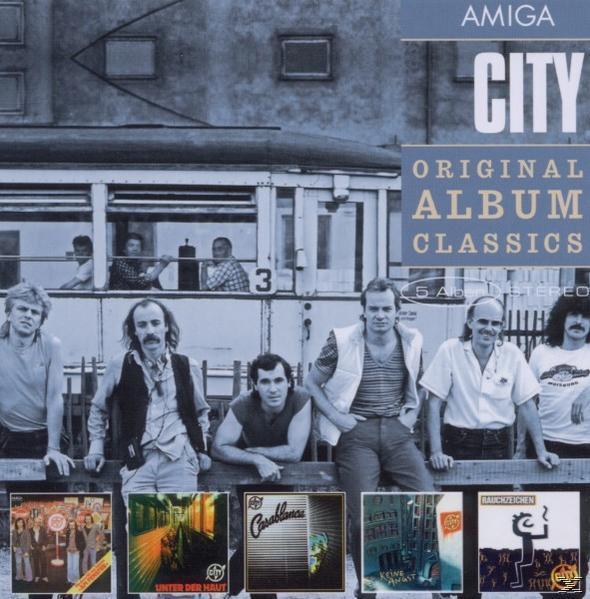 Original Album Classics (City) für 19,99 Euro