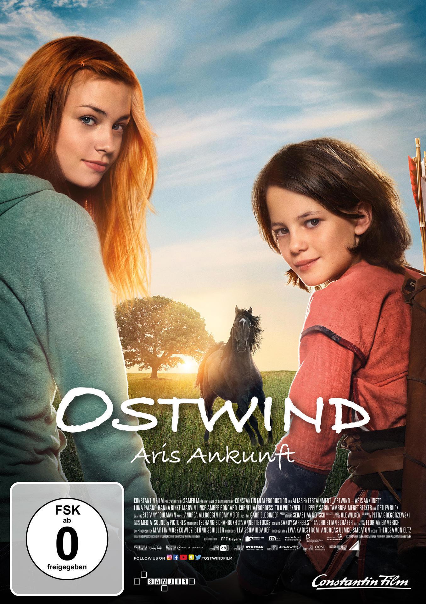 Ostwind - Aris Ankunft (DVD) für 14,99 Euro