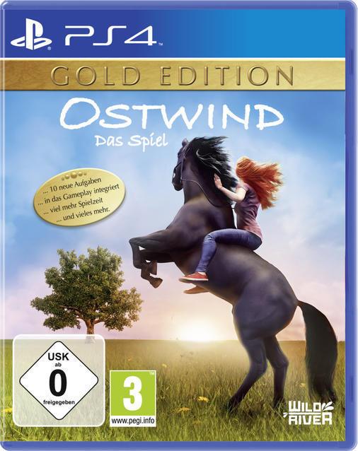 Ostwind - Gold Edition (PlayStation 4) für 39,99 Euro