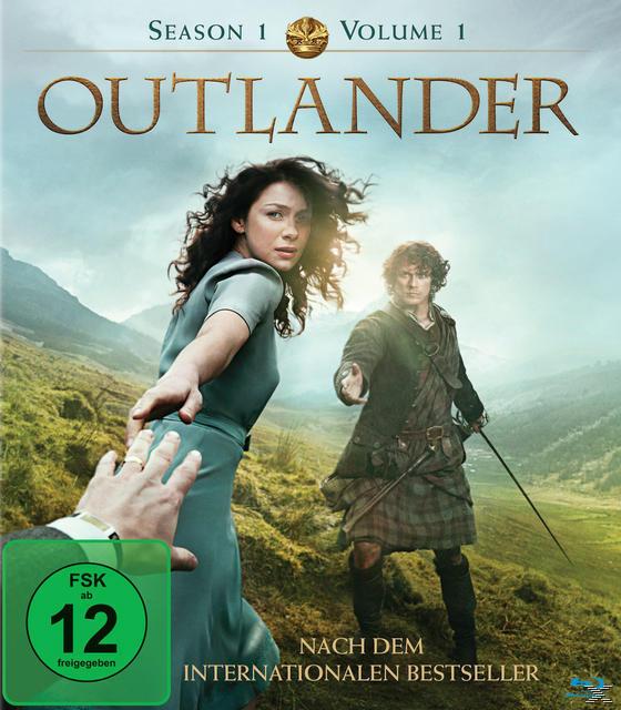 Outlander - Staffel 1 Vol.1 - 2 Disc Bluray (BLU-RAY) für 14,99 Euro