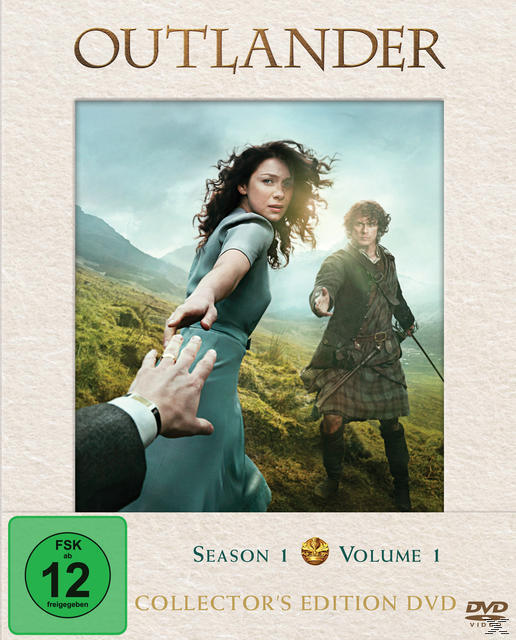 Outlander - Staffel 1 Vol.1 Collector's Box (DVD) für 33,99 Euro