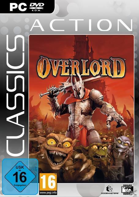 Overlord (Action Classics) (PC) für 9,39 Euro