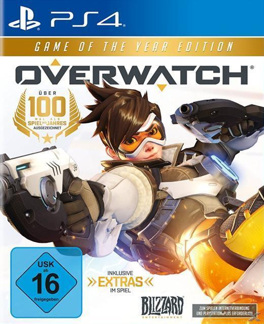 Overwatch - Game of the Year Edition (PlayStation 4) für 19,99 Euro