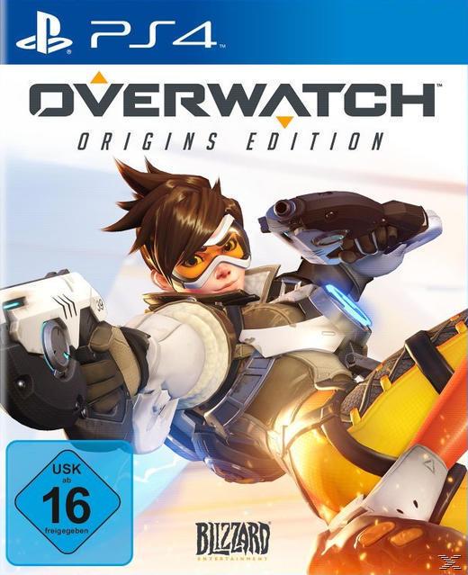 Overwatch - Origins Edition (PlayStation 4) für 49,99 Euro