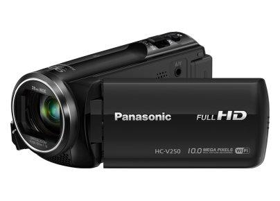 Panasonic HC-V250EG-K für 279,00 Euro