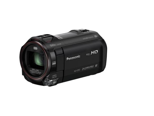 Panasonic HC-V757 für 483,00 Euro