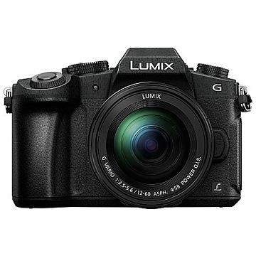 Panasonic Lumix DMC-G81 MEG-K Systemkamera 16MP 4K + G VARIO 12-60mm für 864,00 Euro