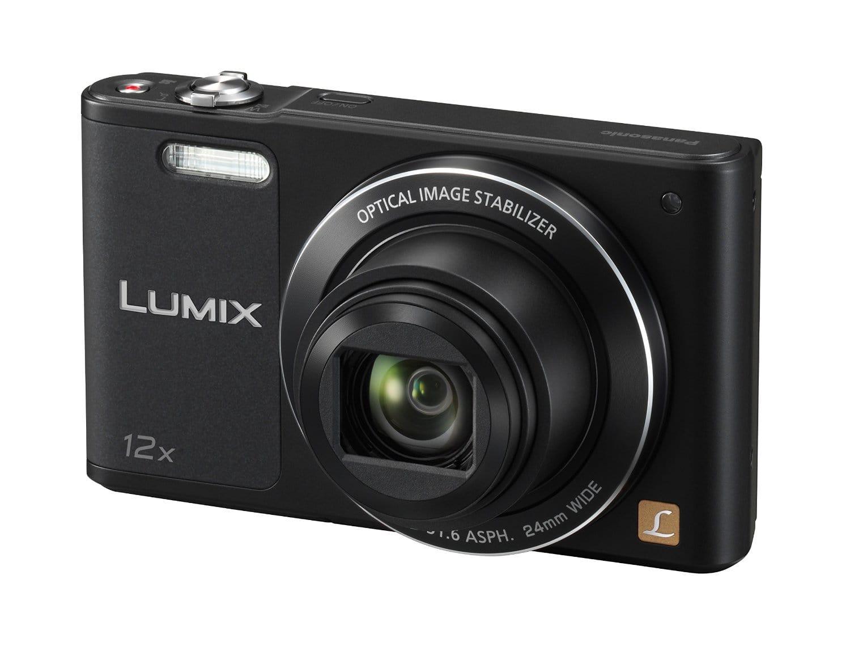 Panasonic DMC-SZ10 Kompaktkamera 6,4cm/2,7'' 16MP WLAN Full-HD für 131,99 Euro